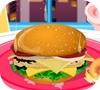 Recipes : Gourmet burger