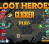 Loot heroes clicker